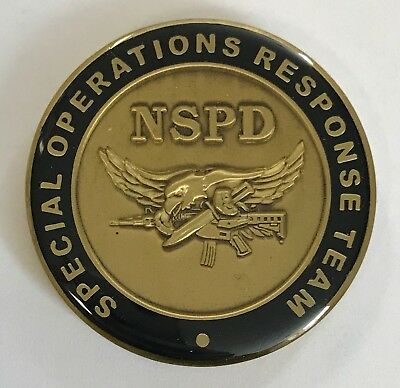 Railroad Railway Police Norfolk Southern Subdued Gray SWAT SRT  State VA