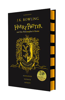 Harry Potter and the Philosopher's Stone - Hufflepuff Edition (Format:Hardback)