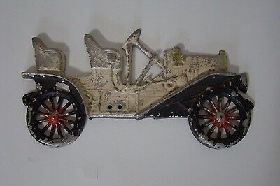 Vintage Metal ANTIQUE CAR WALL Decor 1910 Buick collectible MIDWEST