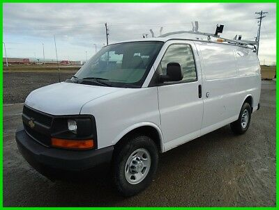 2007 Chevrolet Express 2500 Cargo Van Used
