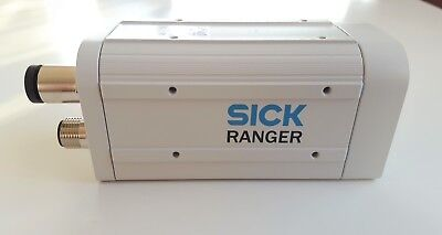 SICK RANGER-E50414 3D High Speed Vision Camera, Kamera