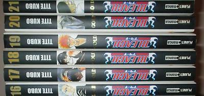 Bleach - Edizione Gold - Sequenza Completa 16 - 21