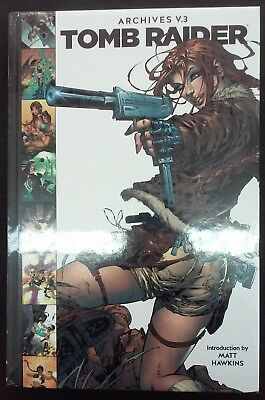 Tomb Raider Archives Volume 3 V.3 Hardcover Graphic Novel Collection New Sealed