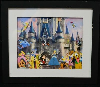 Disney Cinderella's Castle Pin Set