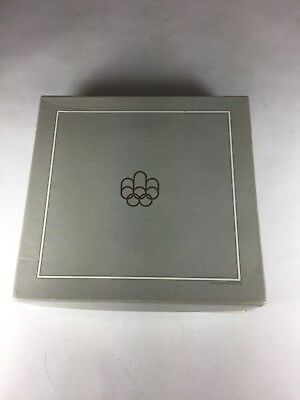 1976 Montreal Olympic Proof Silver 4 Coin Set Series #4