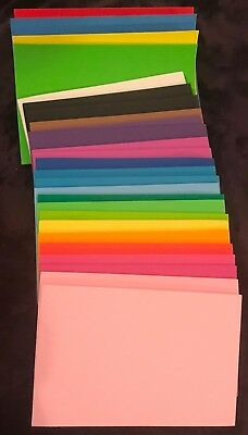 26 sheets of Adhesive Backed Craft Foam, 1.5 mm thickness