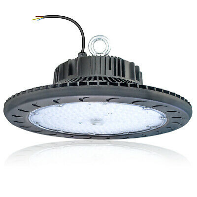 LED High Bay Warehouse Light Bright White Fixture Factory 250W-1000W Equivalent