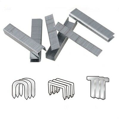 Square(8mm)/T(10MM)/U(12mm) Shaped Staples Nail For Heavy Duty Tacker Staple Gun