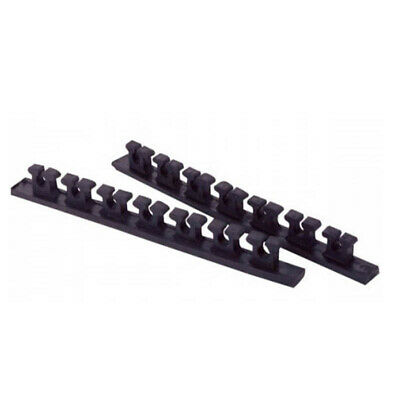 Jarvis Walker Tec Tackle Rubber Rod Racking Fishing Rod Storage holds 7 rods