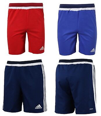 Adidas Youth Campeon 15 Training Soccer Adizero Navy Blue Red Kid Pants S17009