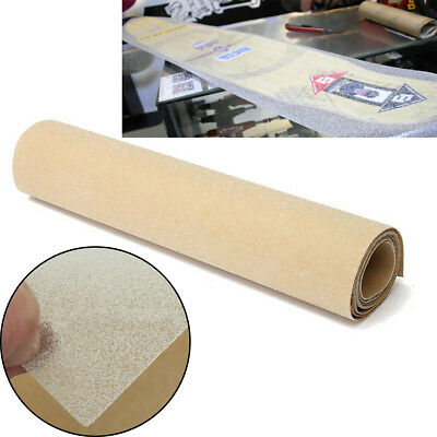 PVC Clear Longboard Skateboard Thickened Griptape Sticker Grip Tape Sheet New
