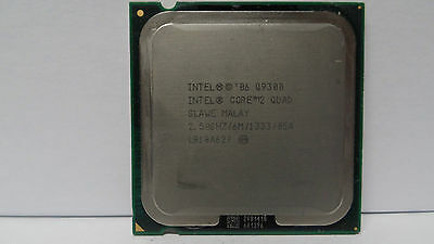 Intel Core 2 Quad Q9300 4x 2.50GHz Sockel 775 <
