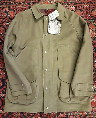 1d0592b1705c5 FILSON CLASSIC 80S Vintage Hunting Coat - Wool Lining New Old Stock ...