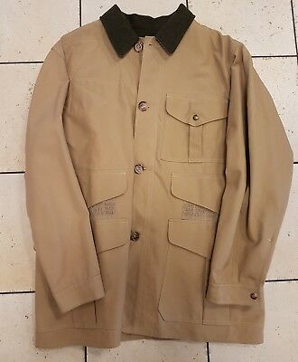 Filson Classic 80s Vintage Hunting Coat - Wool Lining New Old Stock Very Rare