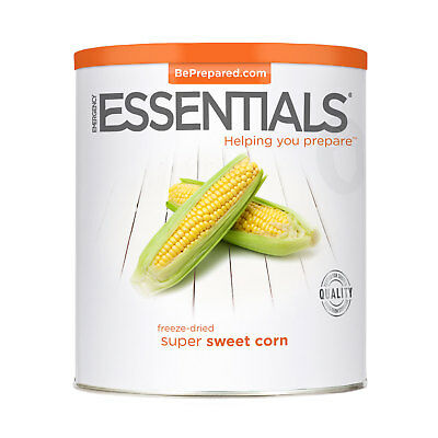 Freeze Dried Sweet Corn, can