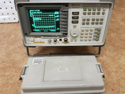 Hewlett Packard HP 8591A Spectrum Analyzer 9kHz-1.8GHz Opt 004,021,103,