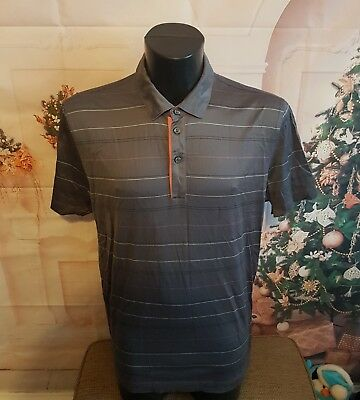 Hugo boss t shirt size l picclick uk for Hugo boss polo shirts xxl