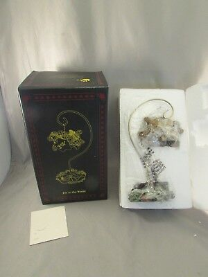 "New Boyds Bears ""Joy To The World"" Christmas Ornament w/ Hanger   Angel"