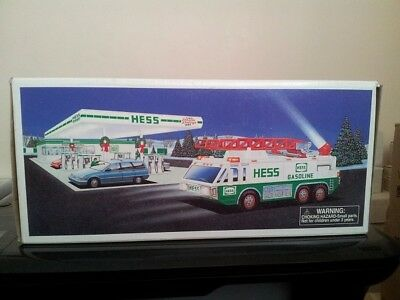 Hess* 1996* Toy* Emergency* Truck* Mib*