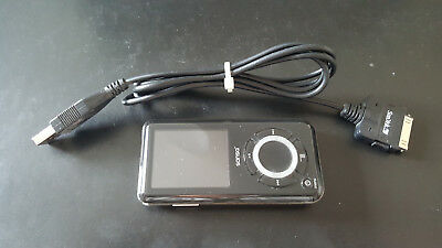 SanDisk Sansa e280 8 GB MP3 Player (Black)