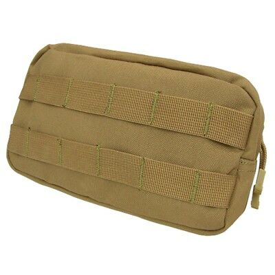 MOLLE PALS Utility Accessory Tool Pouch Coyote Brown (CONDOR MA8)