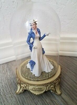 Scarlett's Independence Gone With The Wind Dome Figurine Turner Entertainment