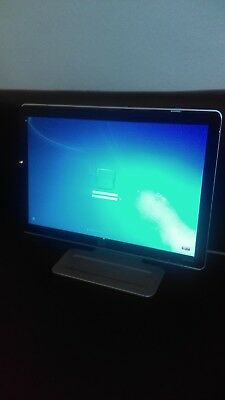 "LCD Color Monitor HP w1907v 19"" Zoll"