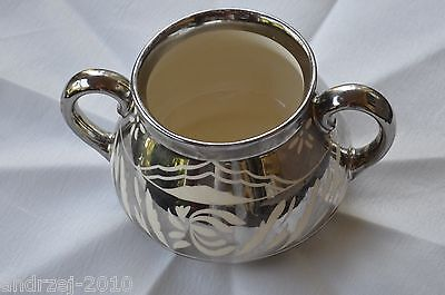 MIRRORING GIBSON STRAFFORDSHIRE  CREAMER - MADE in  ENGLAND - HAND MADE