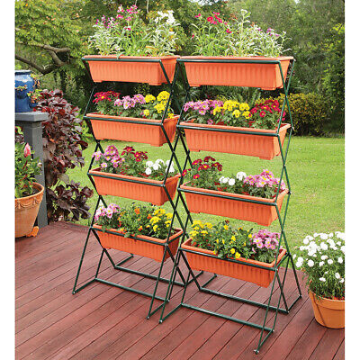 NEW 4 Tier Planter Shelf