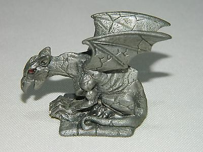 Gallo #255 Guardian Gargoyles Classic European France England Paperweight