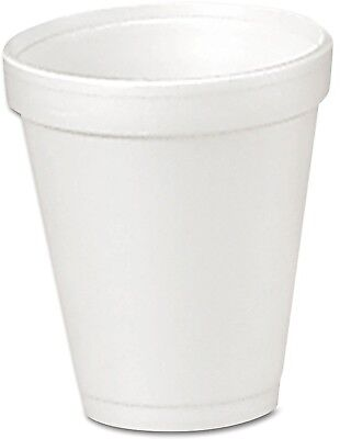 Dart Hot And Cold Foam Cups, 4 Oz. (1,000 Ct.)