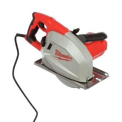 Corded Electric Circular Saw 13 Amp Motor 3700 RPM 8in Metal Cutting Tool Case