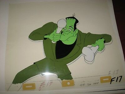 Groovie Goolies Original Production Cel