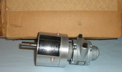Gast 1AM-NRV-80-GR11A Gear Reduction Air Motor Pneumatic 1AMNRV80GR11A NEW