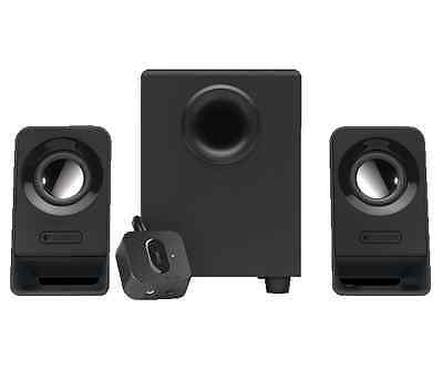 New Logitech Z213 2.1Ch Multimedia Speakers 980-000944