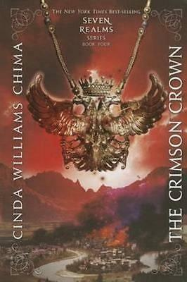 NEW The Crimson Crown By Cinda Williams Chima Paperback Free Shipping