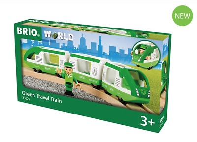 BRIO 33622 Green Travel Train Brand new. Free Post with tracking