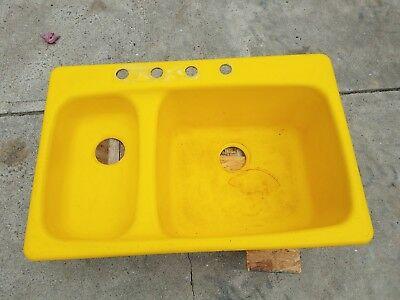 vintage cast iron kitchen sink