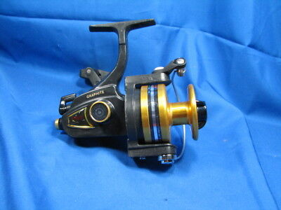 Penn 5500Ss Graphite High Speed Spinning Reel Excellent Usa