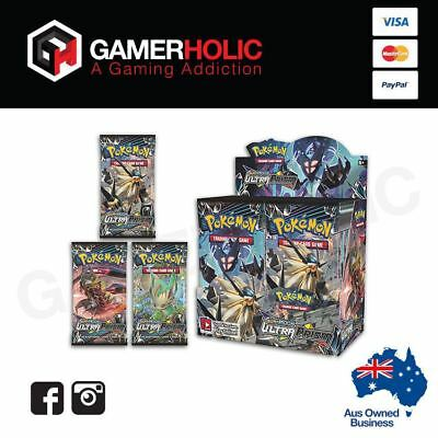 POKEMON TCG Sun & Moon Ultra Prism Booster Box Includes 36 Booster Pack