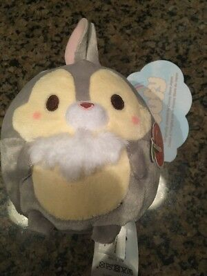 Disney Store Thumper Ufufy Plush New With Tag US Verison Apple Scented