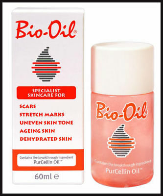 Bio-Oil Specialist Skincare for Scars, Stretch Marks Uneven Skin Tone 60 ML