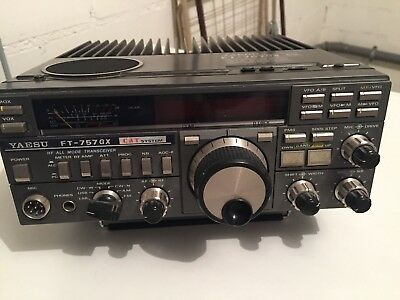 yaesu FT-757 GX  all Mode Receiver