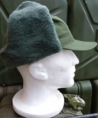 Swedish Army Cold Weather Cap