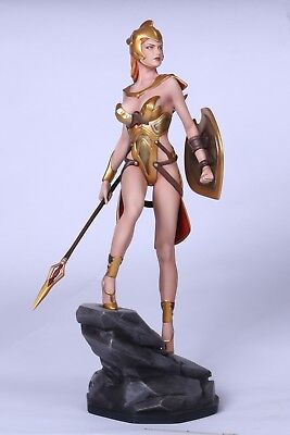 Fantasy Figure Gallery FFG Athena Wei Ho 1/6 Scale Sexy Resin Statue Yamato