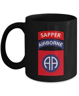 Original 82nd Airborne Death From Above Mug