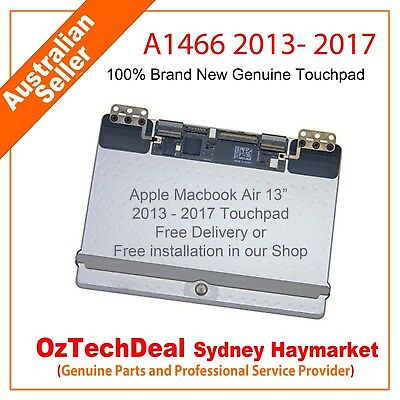 "MacBook Air 13"" A1466 2013 -2017 Touchpad Trackpad without Cable"