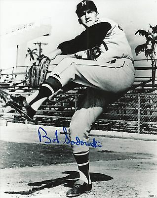 Bob Sadowski 1963-1965 Milwaukee Braves Pitcher Autographed 8x10 Photo COA