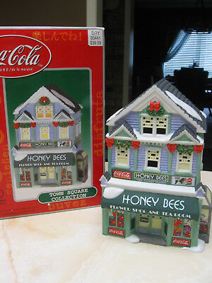 Coca Cola Town Square Building  - Honey Bees Flower Shop - 2001 - Retired