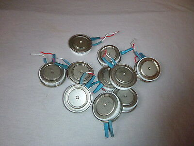 10) 41A296305BBP7 Hockey Puck Style Silicon Controlled Rectifiers SCR Thyristor